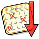 Planning déménagement