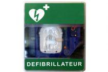 Défibrillateur à implanter en entreprise