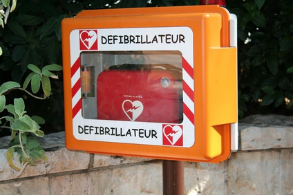 Défibrillateur cardiaque extérieur