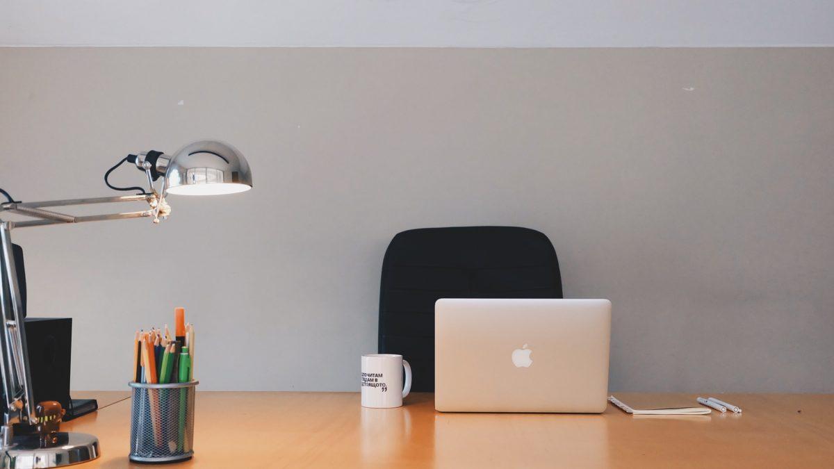 Eclairage de bureau