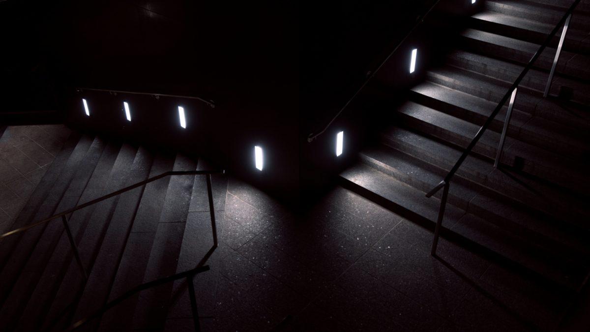 Escalier et dégagements