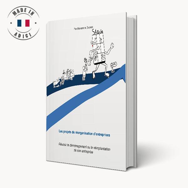 Couverture du livre déménagement d'entreprise